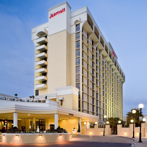 Host Hotel - Marriott Charleston